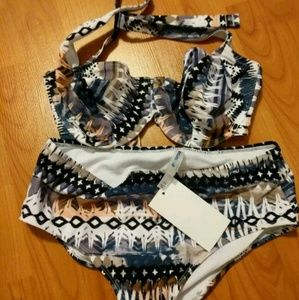 Swimsuits For All Bottoms 10 / 36DD Top